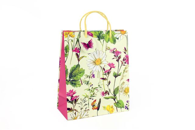 Wholesale gift bags shopping bag and