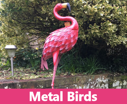 Riverdale Wholesale garden metal bird ornaments